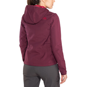 the north face tanken highloft softshell jacket damen fig. Black Bedroom Furniture Sets. Home Design Ideas
